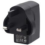 12W系列插墙式英规USB电源适配器