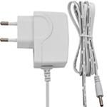 6W系列欧规CE插墙式带线白色电源适配器