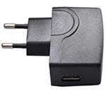 6W系列欧规CE插墙式USB电源适配器