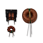 Magnetic rings and inductors