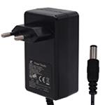 36W欧规GS&CE卧式电源适配器