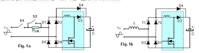 如何防止浪涌电压冲击功率因数控制电路或充电器