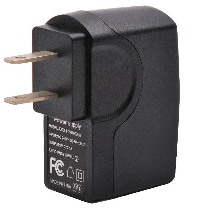 6W系列美规UL插墙式USB电源适配器