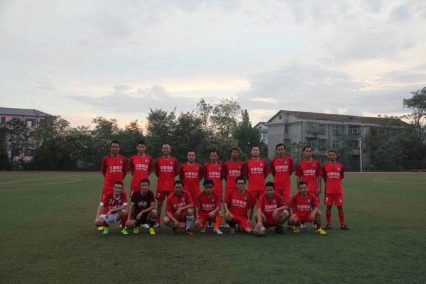 玖琪足球俱乐部-球队友谊赛