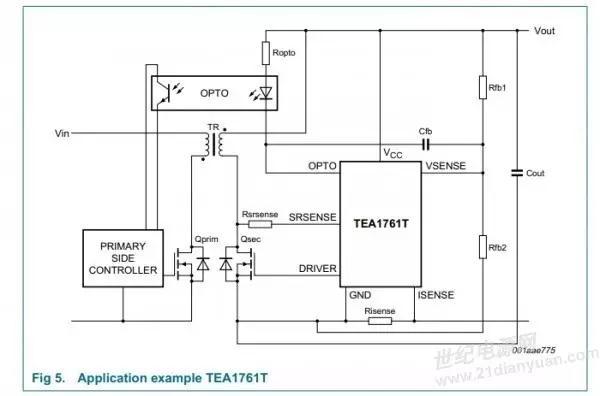 行业动态 03 65w电源适配器方案 器件     原理图:   网友提问环节