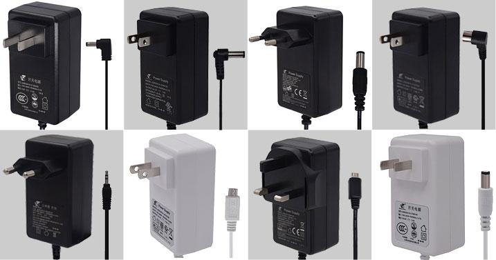 12V2A充电器