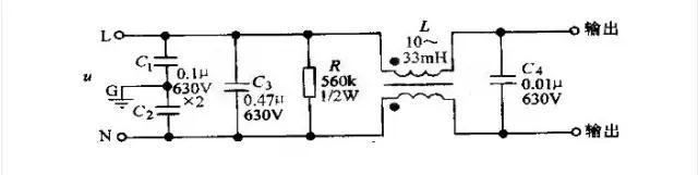 电路 电路图 电子 原理图 640_161